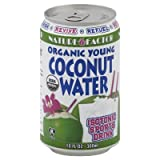 Nature Factor Organic Coconut Water, 10 oz. (Pack of 12)
