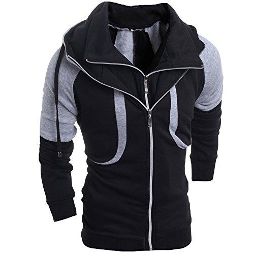 Double Zipper Long Sleeve - 1