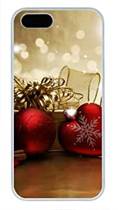 Protective PC Case Skin for iphone 5 White Fashion PC Case Back Cover Shell for iphone 5S with Smile Poached eggs, and Bacon