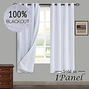 Amazon Com Deconovo Thermal Insulated Blackout Curtains