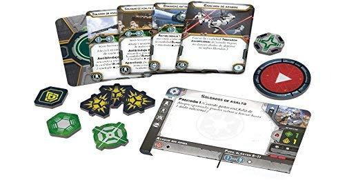 Fantasy Flight Games FFSWL07 Soldados de Asalto