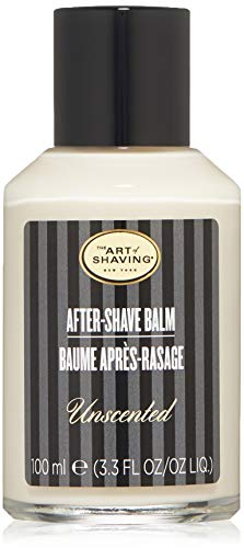 The Art of Shaving After-Shave Balm, Unscented, 3.3 fl. oz. (The Art Of Shaving Ingrown Hair Cream)