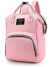 Mummy Bag Maternity Nappy Bag Travel Backpack Nursing Bag for Baby Care Women's Fashion Bag