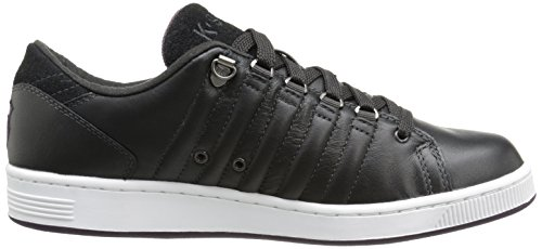 where to buy low price K-SWISS Men's Lozan III Jet/Black/White/Plum Perfect footlocker finishline cheap price clearance sneakernews the cheapest for sale RnrXuBt