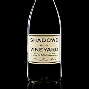Shadows in the Vineyard Audiobook