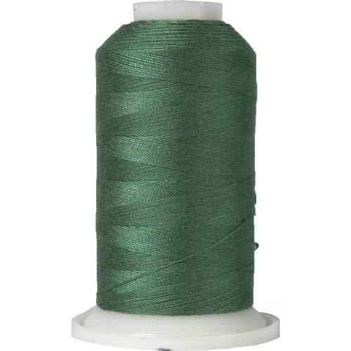 Threadart Polyester All-Purpose Sewing Thread - 600m - 50S/3 - Pine Green