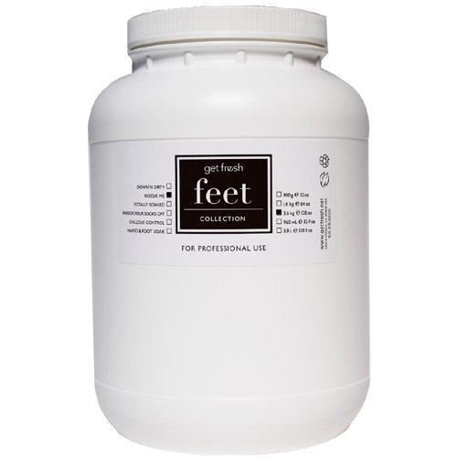 Get Fresh Feet Collection - Rescue Me Intensive Foot Repair Creme, 128 oz