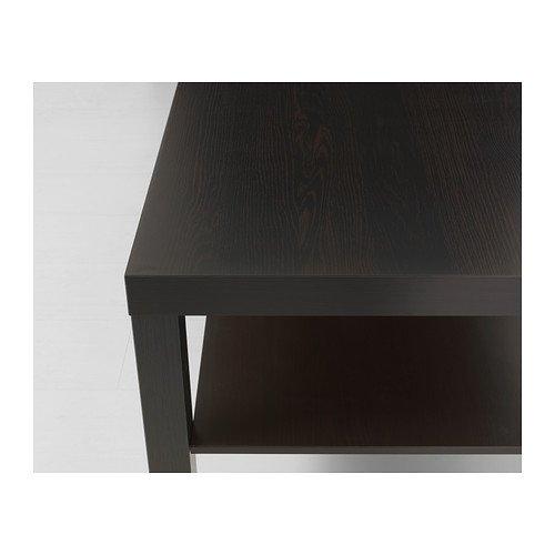 IKEA Lack Coffee Table - Black/brown (1) (Standard) (2) by IKEA