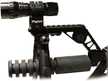 Elusive Wildlife Piglet Tactical Picatinny Bow Rail Bracket
