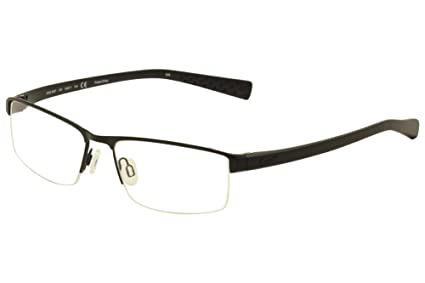 06dbefe6a3e Amazon.com  Eyeglasses NIKE 8097 001 SATIN BLACK  Sports   Outdoors