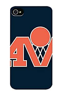 Hot SHnjNxK2652OXKuT Cleveland Cavaliers Nba Basketball (16) Tpu Case Cover Compatible With Iphone 4/4s