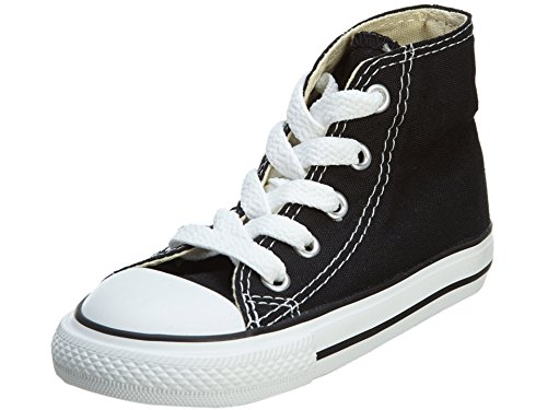Converse Inft C/T All Star Style: 7J231-BLACK Size: 9