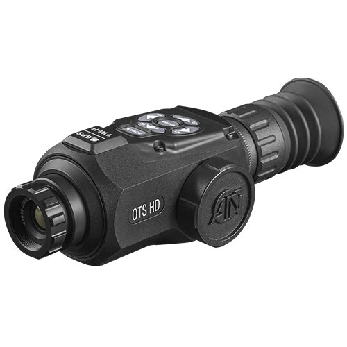 ATN OTS-HD 384 Thermal Smart HD Monoculars/Viewers w/ High Res Video, Geotagging, Rangefinder, WiFi, E-Compass, E-Zoom, 3D Gyroscope, IOS & Android Apps by ATN
