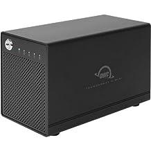 OWC / Other World Computing Thunderbay 4 Mini 4-Bay Drive Enclosure with Dual Thunderbolt 20Gb/s Ports, Raid-Ready