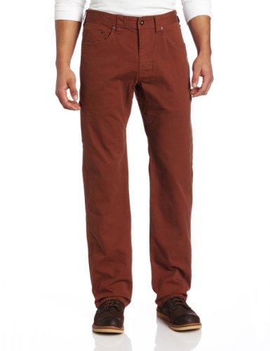 Prana Men's Bronson 34-Inch Inseam Pant, Auburn, 34