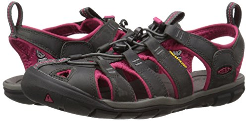 Pictures of KEEN Women's Clearwater CNX Leather Sandal 4