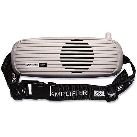 APLS207 - BeltBlaster PRO Personal Waistband Amplifier - Amplivox Personal Amplifier
