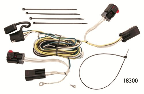 Town & Country Trailer Wiring (Trailer Hitch Wiring 04-07 Dodge Caravan & Grand + Chrysler Town &)