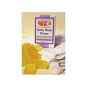 Knickernappies Baby Bum Drops - Wipe Solution