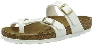Birkenstock Australia Women's Mayari Sandals, White, 37 EU