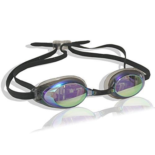 KAP7 TURBO UV Mirrored Racing Goggle - Goggles Polo