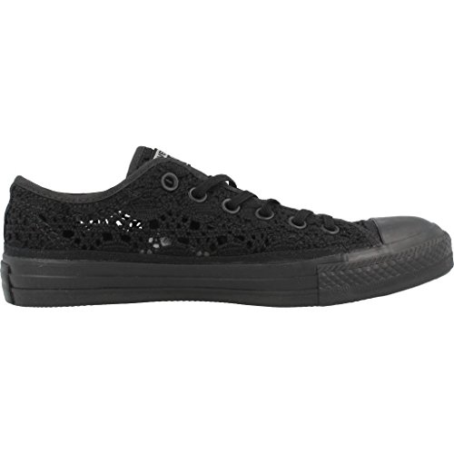 Converse Chuck Taylor Speciality Ox femmes, toile, sneaker low Nero