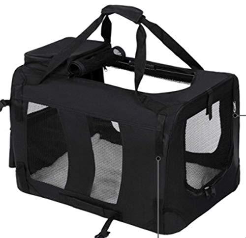 M 60 x 42 x 42 cm Zedelmaier Dog Crate Cat Box Foldable 5 Sizes S-XXL