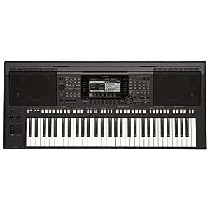 Yamaha - Teclado psr-s770 de 61 teclas