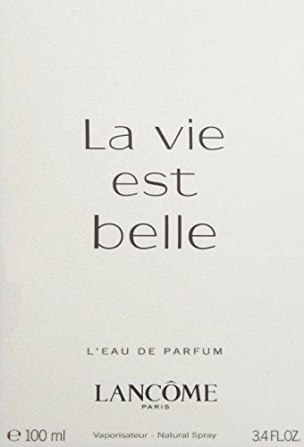 Lancome La Vie Est Belle L'Eau de Parfum Spray, 3.4 Ounce