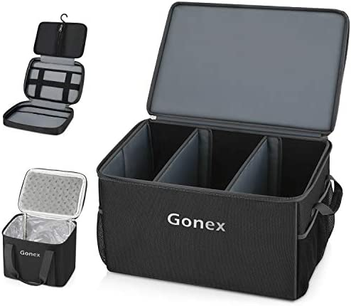 Gonex Organizer Collapsible Adjustable Compartments product image