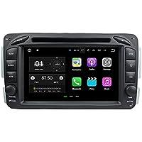 BoCID 7 Android 7.1 Car Radio DVD GPS Head Unit for Mercedes Benz ML W163 CLK W209 C-Class W203 SLK W170 E-Class W210 A-Class W168