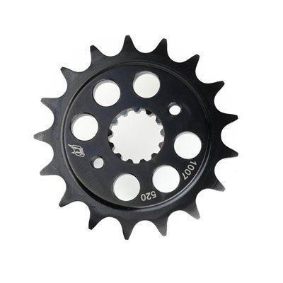 Front Sprocket Cbr600f4i (Driven Racing 520 Steel Front Sprocket 15 Tooth for Honda CBR600F4i 2001-2006)