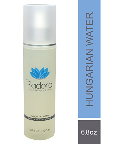 - Hungarian Water - Hydrating, Firming Spray Toner 6.8 oz By Fladora Skincare