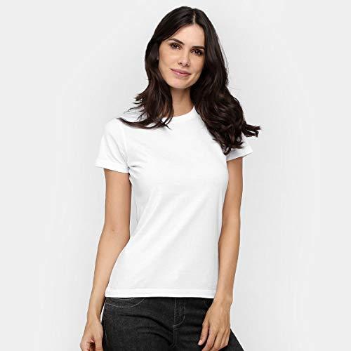 Camiseta Blank Basic - Branco - M