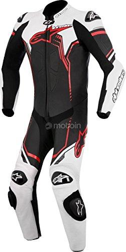 Alpinestars GP Plus Leather Suit (Black/White/Red, 36) 315051612346 by Alpinestars