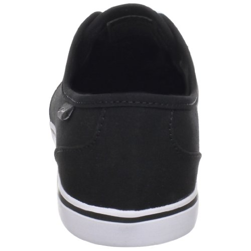 C1rca Mens Crip Skate Schoen Zwart / Zwart / Wit