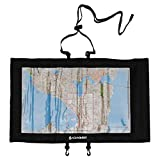 Search : Aqua Quest Trail Map Case - 100% Waterproof Document Dry Bag Holder with Clear Window & Lanyard