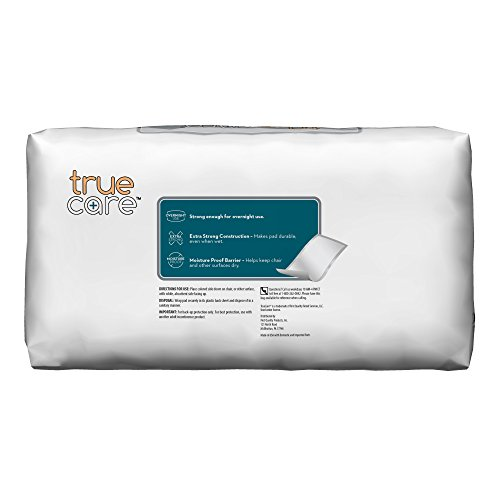 True Care Super Absorbent Incontinence Underpads, Extra Large, 30 by 36 inches, 100 Count by True Care (Image #2)