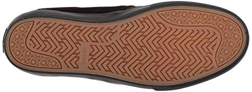 Globe Heren Achtervolging Skateboarden Schoen Zwart
