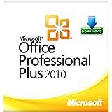 Microsoft Office 2010 Professional Plus - 1PC (Product Key mit Datenträger USB-Stick) für 32/64-Bit Amazon Prime Versand