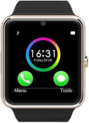 Hexingshan GT08 Smart Watch with Camera Function Wristband Bluetooth Man Woman Wristwatch Fashion Elegant Watch