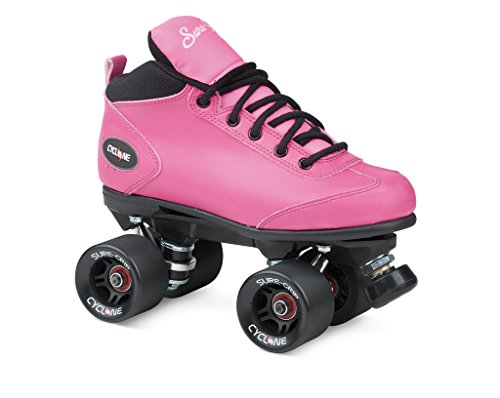 Sure-Grip Cyclone Roller Skate Pink by Sure-Grip