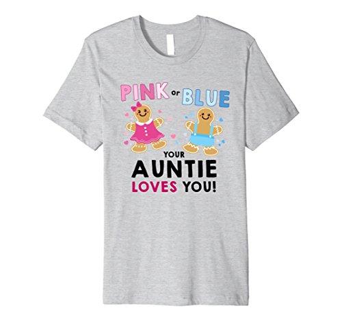 Mens Christmas Baby Shower Premium Shirt for Future Aunt ...