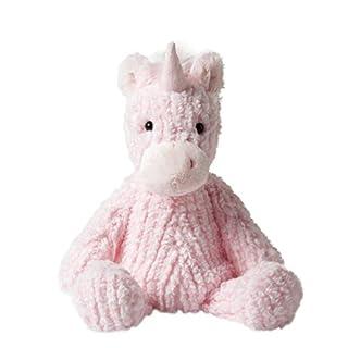 "Manhattan Toy Adorables Petals Unicorn Stuffed Animal, 11"""