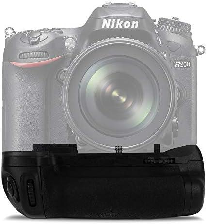 CELLONIC® MB-D15 Empuñadura Compatible con Nikon D7100, D7200 ...