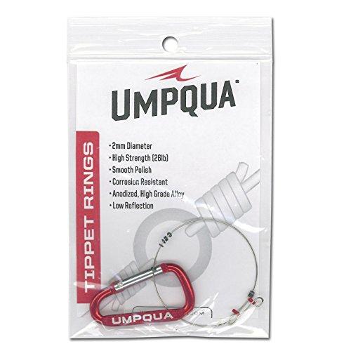 (Umpqua Tippet Rings - 10 pack)