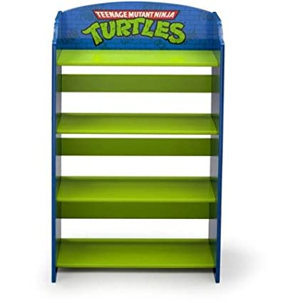 Delta Children Teenage Mutant Ninja Turtles Bookshelf