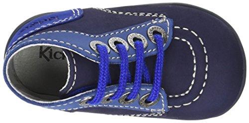 Unisex Kickers Marine Colore Scarpe Bambini Taglia Grigio Per Unica Bonbon 1qA4xqwPZ