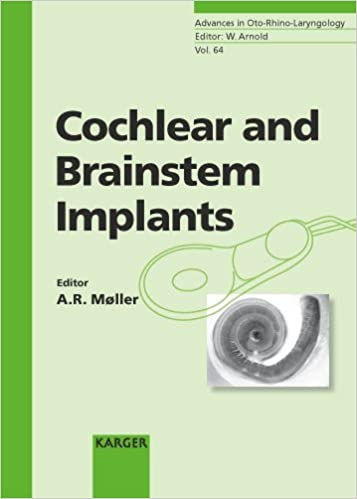 Ebooks descargar gratis formato txtCochlear and Brainstem Implants (Advances in Oto-Rhino-Laryngology, Vol. 64) DJVU 3805581572