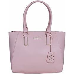 Kenneth Cole Reaction KN1934 Pep Squad Shopper Handbag (APPOLO PINK)